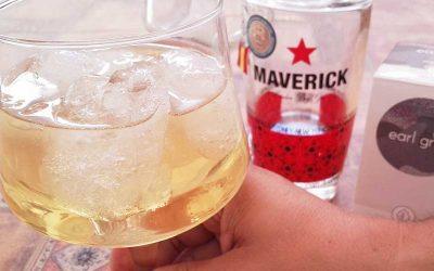 Gin Tonic con té para hostelería – 12 Cócteles fáciles