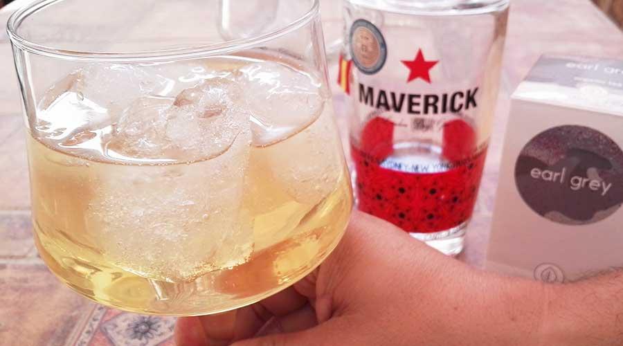 Gin Tonic con tés o infusiones para hostelería - 12 Cócteles fáciles