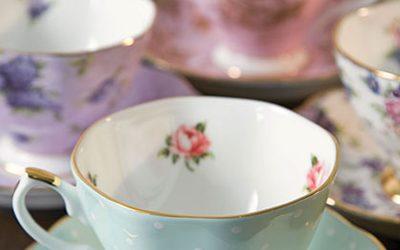 Tee für Events Die Geschichte des Caterings auf Events