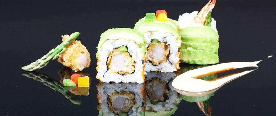 te verde para acompañar sushi semper tea