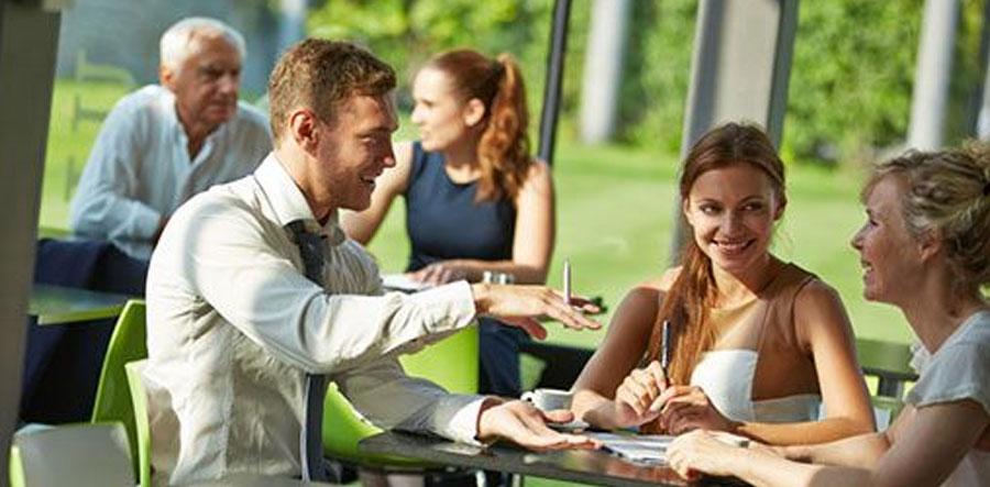 tee auf events und caterings semper tea
