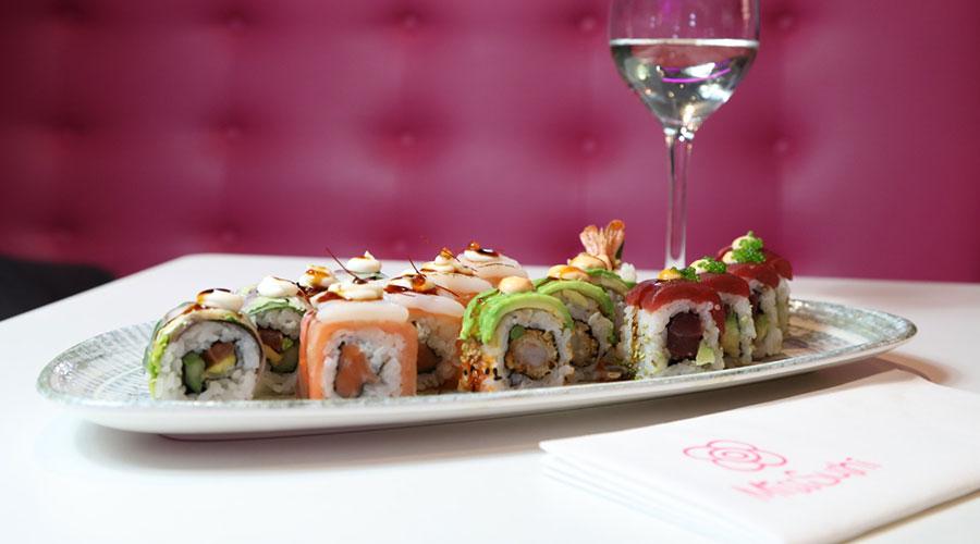 Tés e infusiones para restaurante japonés La bebida para sushi