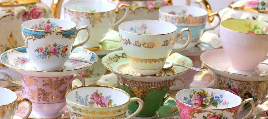 Tes e infusiones para banquete Semper tea