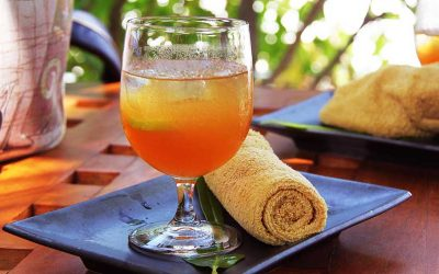 Ice tea is a hot beverage trend in the hospitality industry