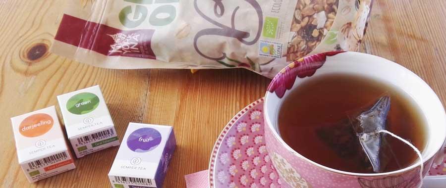 te organico granola ecologica completar desayuno semper tea