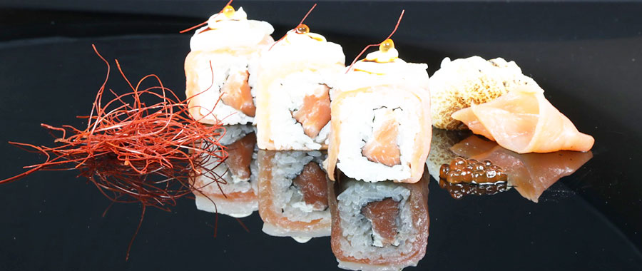 Enjoy Semper Tea at Miss Sushi restaurants