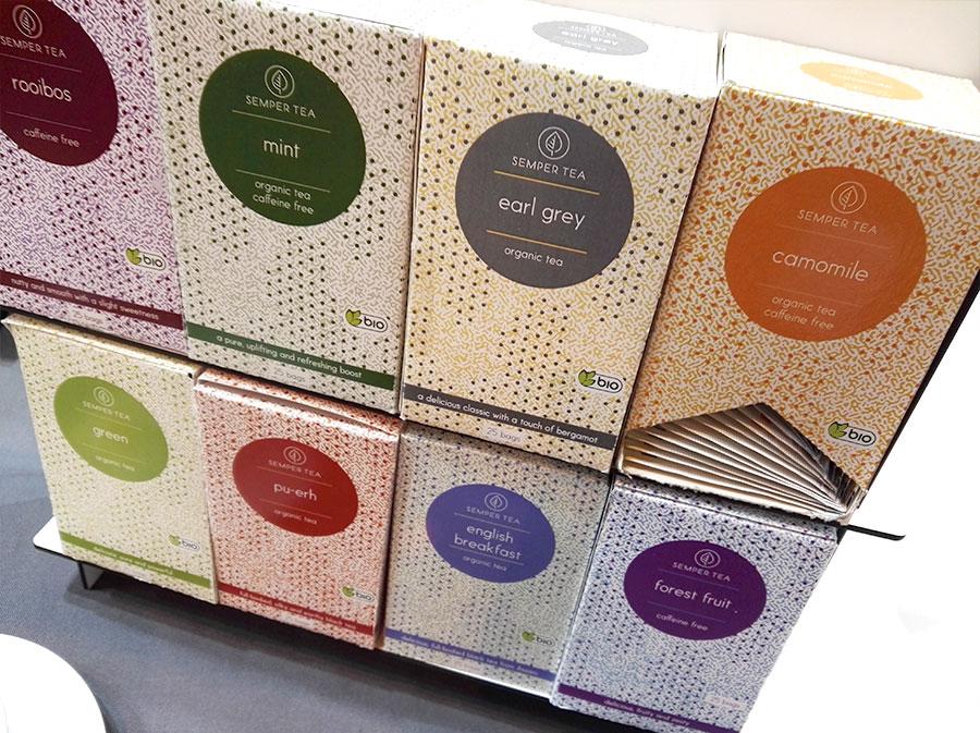 asesorar por Semper Tea te ayudaremos a elegir los tés e infusiones para hoteles