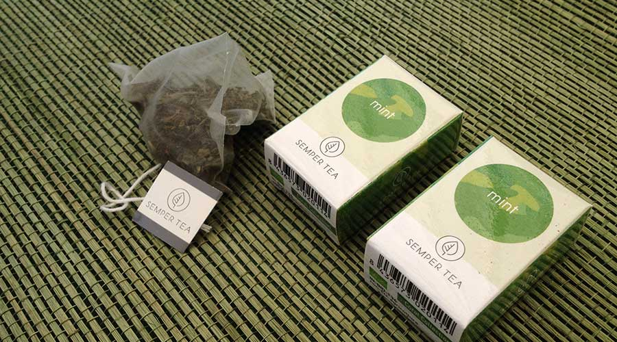 Comprar tés e infusiones en bolsa pirámide biodegradable