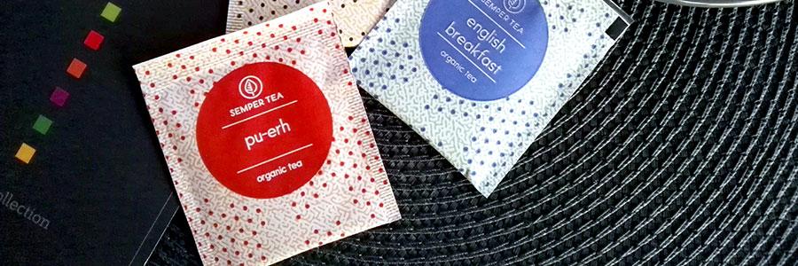 variedades de té e infusiones premium para la hostelería semper tea