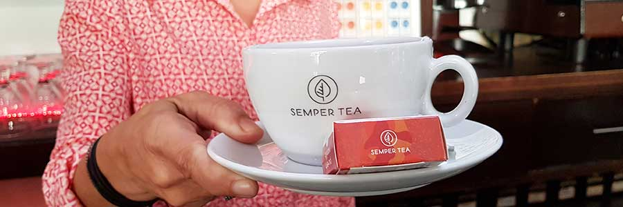Tea supplier to the professional hospitality sector