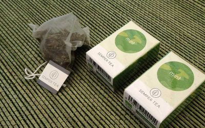 100% biodegradable pyramid tea bags – Stand out from the crowd