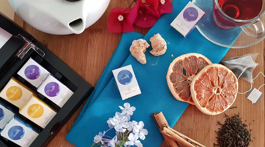 Regalo original para los amantes de tés e infusiones