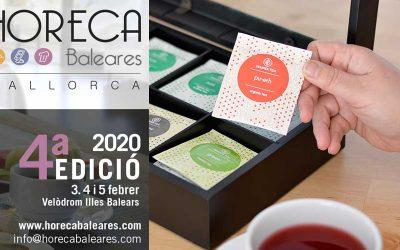 Tés e infusiones para HORECA Baleares 2020 con Semper Tea