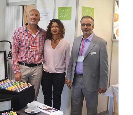 Bio-Tee Hersteller stellt auf der BIOFACH Messe 2020 aus