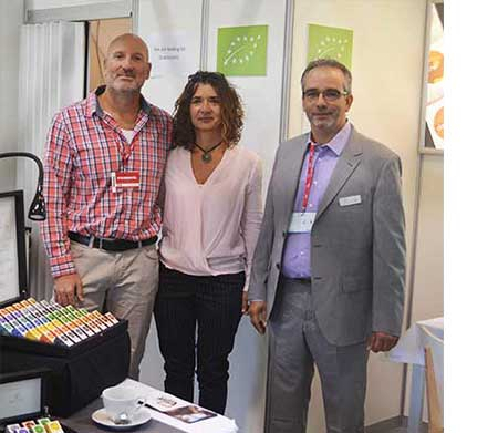 organic tea company exhibits at biofach 2020 semper tea