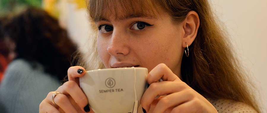 Apostar por el sin plástico semper tea