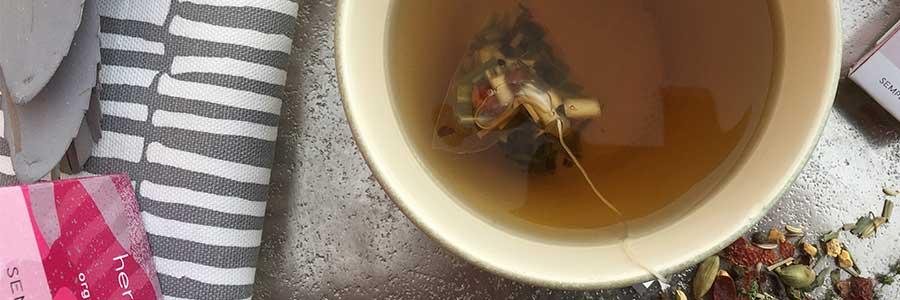 peppermint liquorice tea free of caffeine tea semper tea