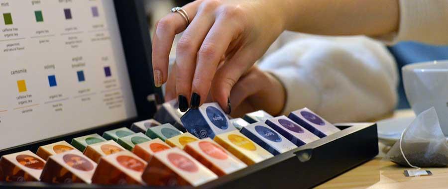 Semper Tea presenta su gama de tés ecológicos y biodegradables en Horeca Ibiza