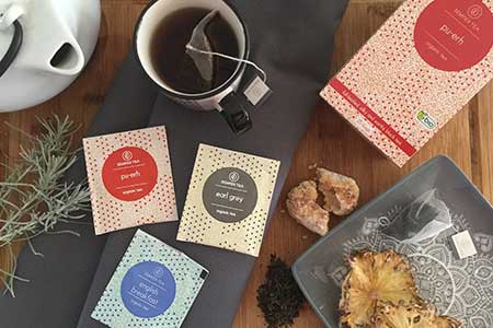 Tes e Infusiones ecológicas para centros de mayores Semper tea