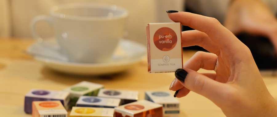cooking with tea semper tea