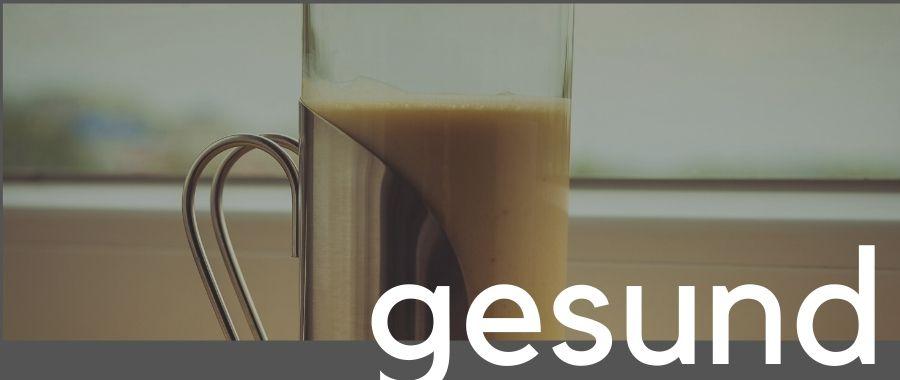 Banana Smoothies mit grünem Tee – Rezepte