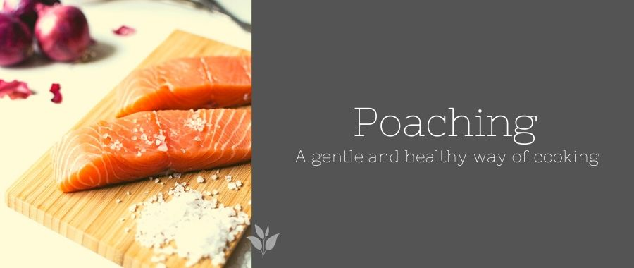 Cooking with Tea | Salmon poached in Green Tea