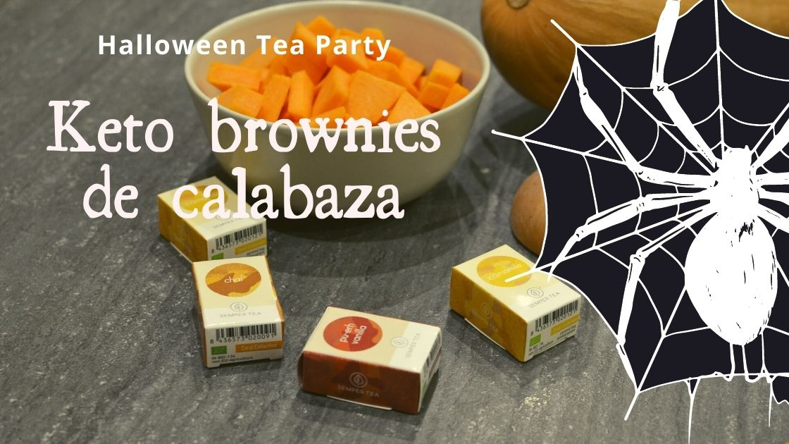 variedad de tes para halloween tea party semper tea