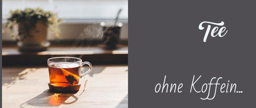 Welcher Tee hilft beim Einschlafen?