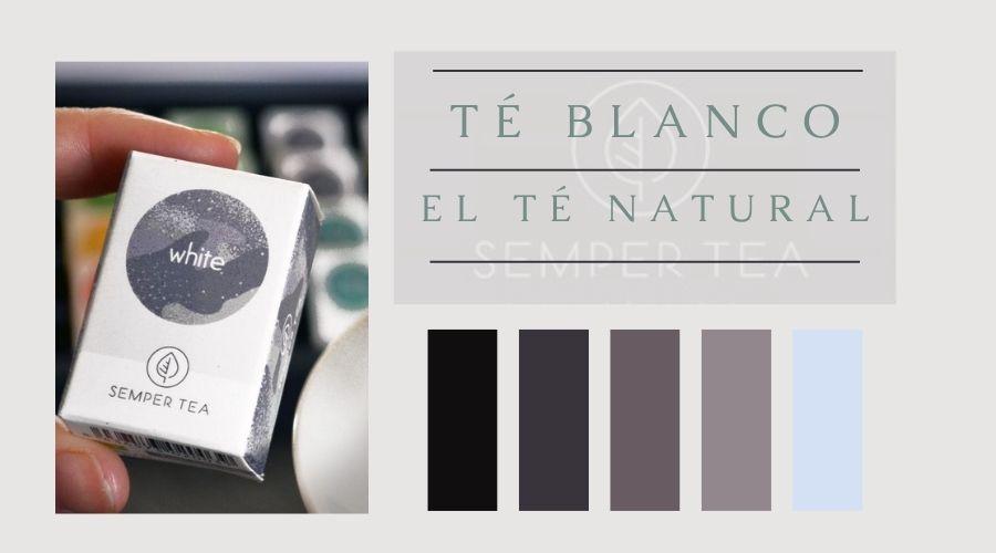 El té natural | Té blanco su origen y sus variedades